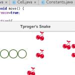 Як написати свою змійку на Java за 15 хвилин? [*]