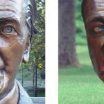 Розроблений фільтр, що дозволяє перетворити Ваше обличчя на відео в статую