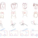 Google використала Ваші начерки для того, щоб навчити ШІ малювати