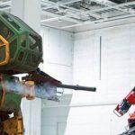 У Японії пройшла битва велетенських бойових роботів