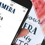 MyFonts представила мобільний додаток для розпізнавання шрифтів