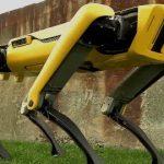 Boston Dynamics представила нову версію собакоподібного робота