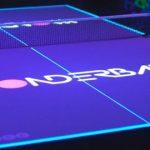У барі Лондона з'явився інтерактивний стіл для гри в пінг-понг
