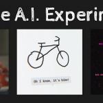Google запустила вебсайт, що дозволяє випробувати нові розробки компанії в галузі штучного інтелекту