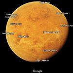 """У """"Google Карти"""" додали 16 небесних тіл Сонячної системи"""